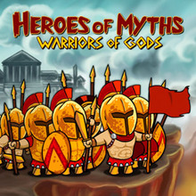 Juego para niños : Heroes of Myths: Warriors of Gods