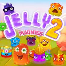 Juego para niños : Jelly Madness 2