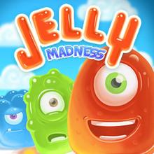 Juego para niños : Jelly Madness