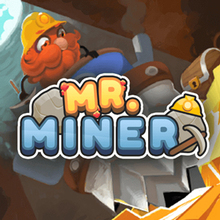 Juego para niños : Mr. Miner