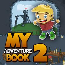 Juego para niños : My Adventure Book 2
