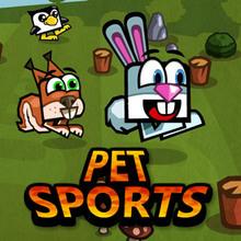 Juego para niños : Pet Sports