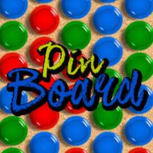 Juego para niños : Pinboard