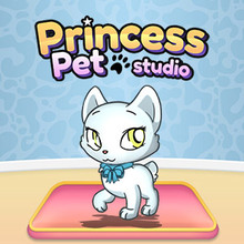 Juego para niños : Princess Pet Studio