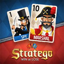 Juego para niños : Stratego Win or Lose