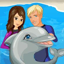 Juego para niños : My Dolphin Show 2