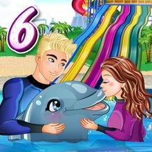 Juego para niños : My Dolphin Show 6