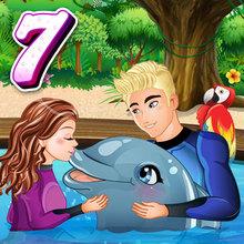 Juego para niños : My Dolphin Show 7