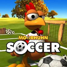Juego para niños : Moorhuhn Football