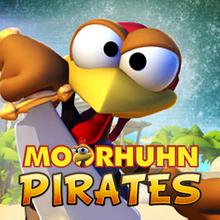 Juego para niños : Moorhuhn Pirates