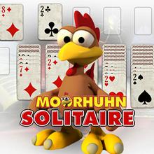 Juego para niños : Moorhuhn Solitaire
