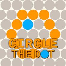 Juego para niños : Circle The Dot