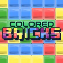 Juego para niños : Colored Bricks