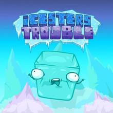 Juego para niños : Icesters Trouble