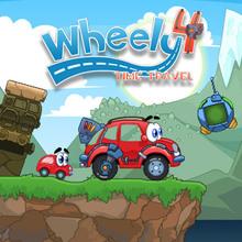 Juego para niños : Wheely 4