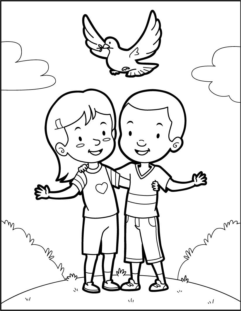 Dibujos Amistad Para Amiga