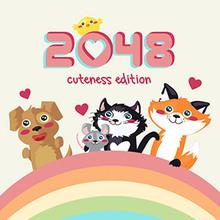 Juego para niños : 2048 Cuteness Edition