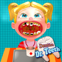 Juego para niños : Dentist Doctor Teeth