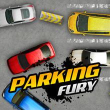 Juego para niños : Parking Fury