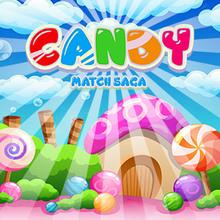 Juego para niños : Candy Match Saga