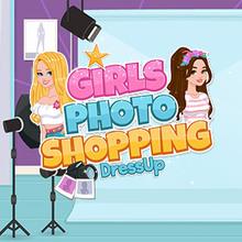 Juego para niños : Girls Photoshopping Dressup
