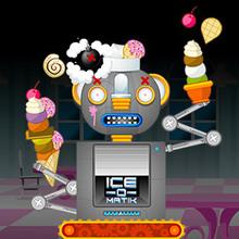Juego para niños : Ice O Matic