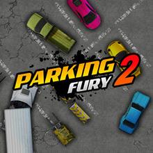 Juego para niños : Parking Fury 2