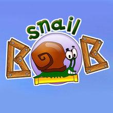 Juego para niños : Snail Bob