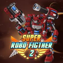 Juego para niños : Super Robo Fighter 2