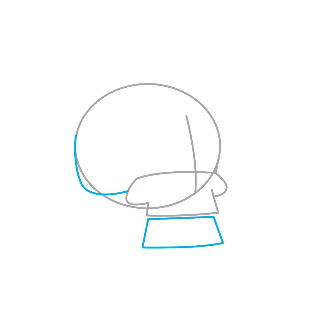 Ilustración : El Cráneo