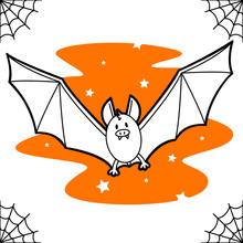 Ilustración : El Murciélago