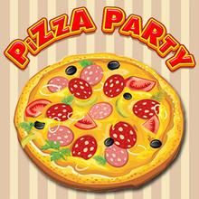 Juego para niños : Pizza Party