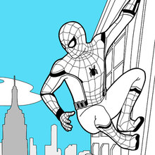 Spiderman : Dibujos para Colorear, Juegos Gratuitos, Videos y