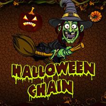 Juego para niños : The Halloween Chain