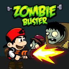 Juego para niños : Zombie Buster
