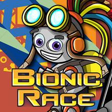 Juego para niños : Bionic Race