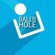 Juego para niños : Ball in The Hole