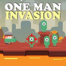 Juego para niños : One Man Invasion