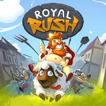 Juego para niños : Royal Rush