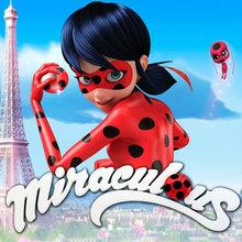 MIRACULOUS: Las aventuras de Ladybug para colorear
