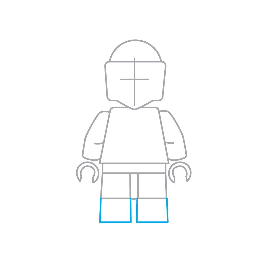 Ilustración : El Lego Ninja de Ninjago