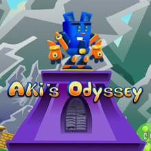 Juego para niños : Aki's Odyssey