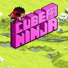 Juego para niños : Cube Ninja