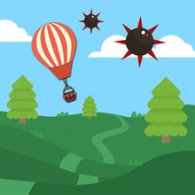 Juego para niños : Balloon Crazy Adventure