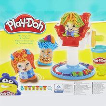 Peinados locos de plastilina Play- doh
