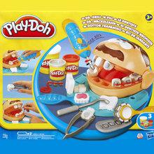 El dentista bromista de plastilina Play- doh