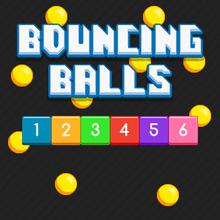 Juego para niños : Bouncing Balls HD
