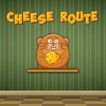 Juego para niños : Cheese Route