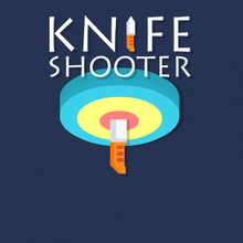 Juego para niños : Knife Shooter