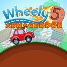 Juego para niños : Wheely 5